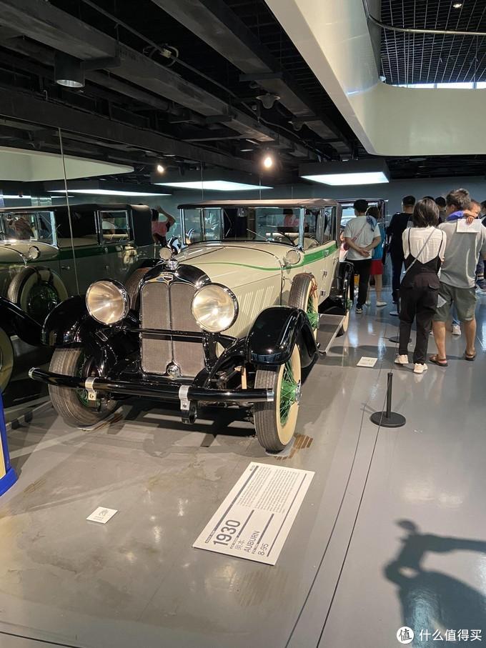 打卡冷门景点,上海汽车博物馆半日游