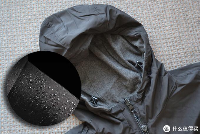 秋季的小米有品新服饰,双面连帽防泼水夹克,来自90分的温暖