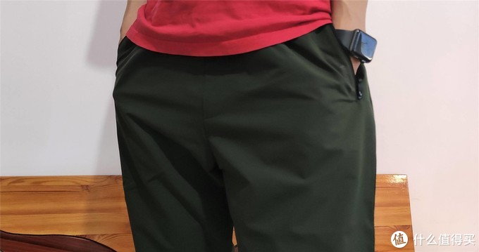 买条靠谱的运动休闲长裤是什么体验?上手米家90分裤子给你答案