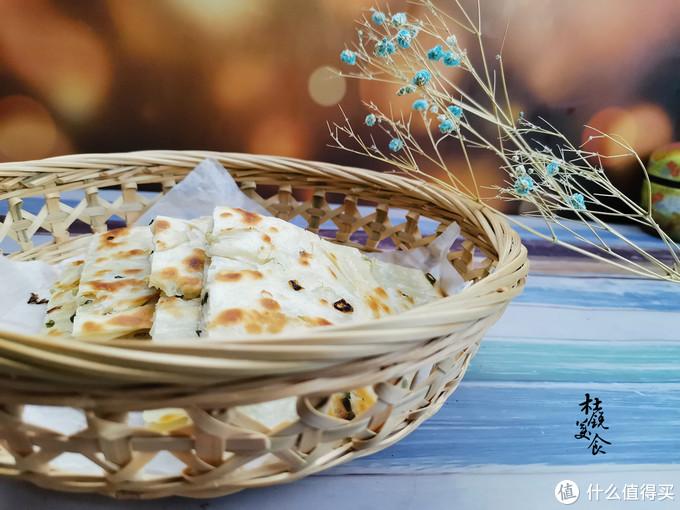 葱花饼用凉水还是热水和面?都不对!这样和面外酥里软,好吃