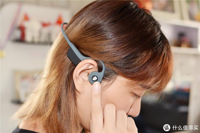 南卡骨传导运动蓝牙耳机,引领时尚潮流,给耳朵减减压