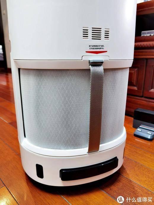 成熟的空气净化器就该自己动 科沃斯沁宝Andy空气净化机器人测评