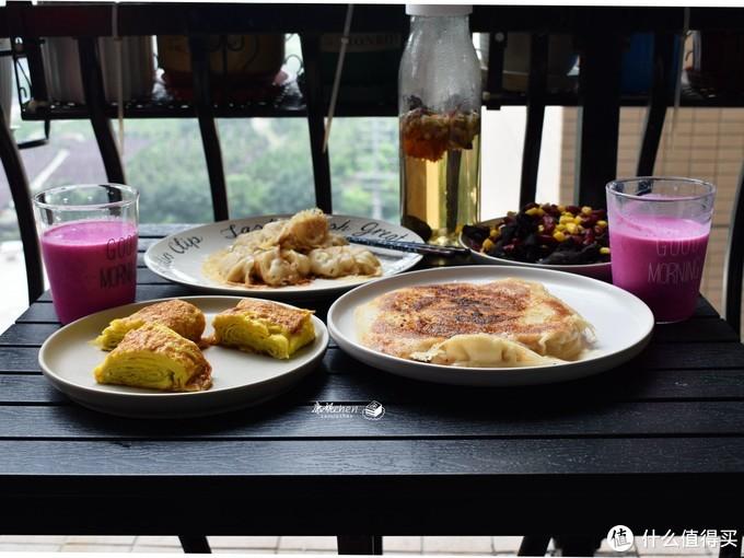 用心做的早餐,简单却很好吃,日子这样过得才有意思