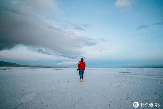 犹如走在冰面之上