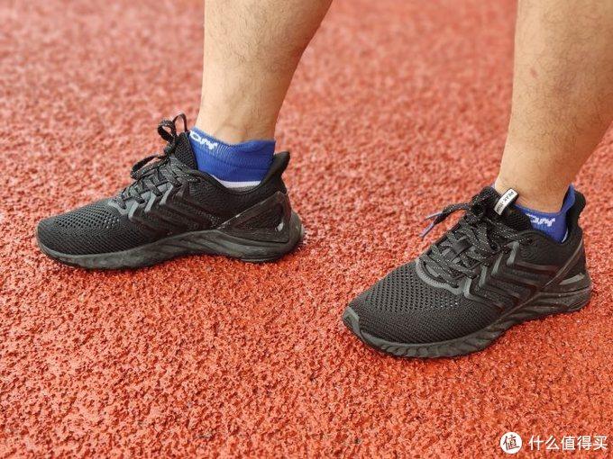 穿上匹克态极科技跑鞋跑了两百多公里 BOOST中底算个啥 只能是小弟娃