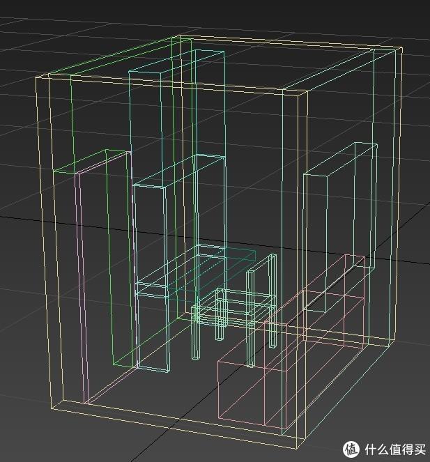 场地结构模拟