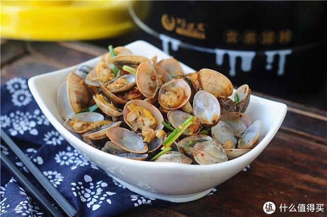 喜欢吃贝类,这个部位一定要去掉,这样处理过的味道更鲜美