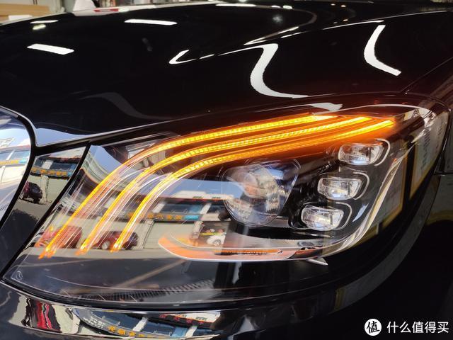 迈巴赫S400改新款包围中网大灯,全新设计感受璀璨前景
