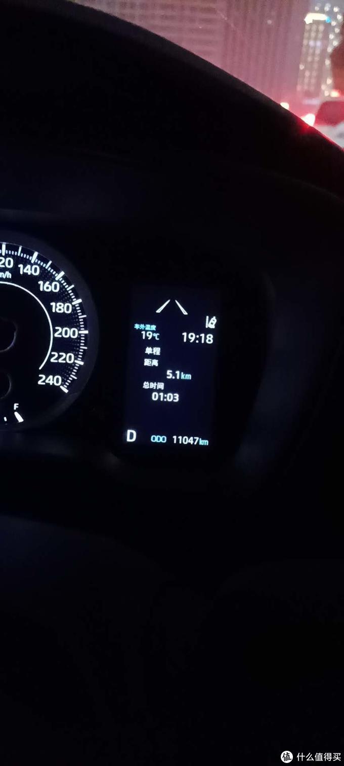 昨儿个回家,一小时开了5公里,油耗我就不敢看了