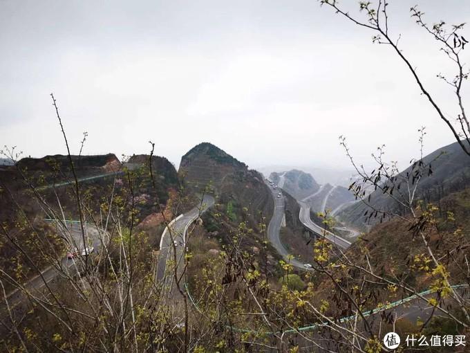 春暖花开疫情逐渐散去打卡骊山最美环山公路