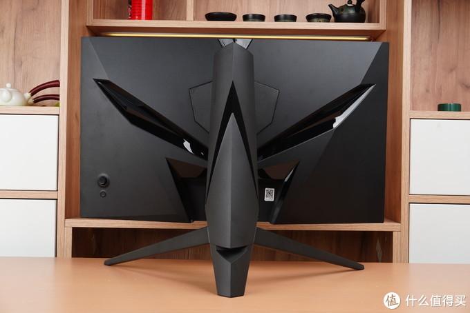 蚂蚁电竞 ANT27VQ电竞显示器开箱体验:超高色域,豪华配置