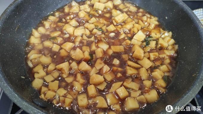 糖醋藕丁,家庭版做法,酸甜开胃,清脆爽口,一碗料汁就搞定