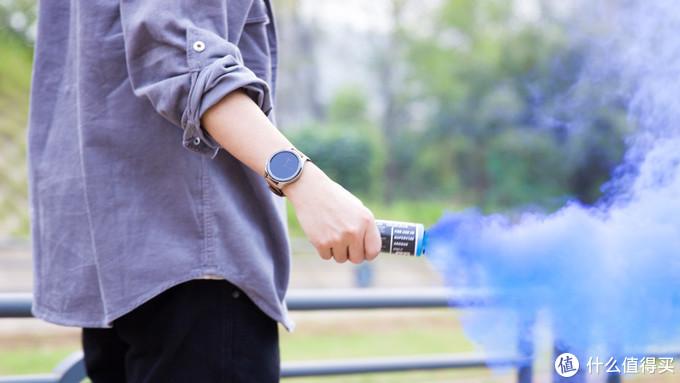 复古潮流机械风,vivo Watch的时尚智能体验
