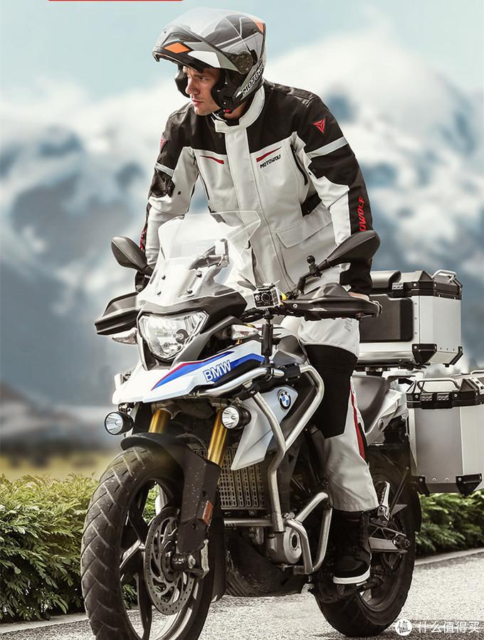 骑行服很帅气,但是骑电动车有必要么?