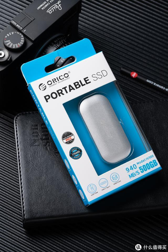 摄影爱好者的外接摄影盘——Orico iMatch PSSD