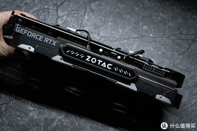 RTX3080天启侧面长315mm宽61mm