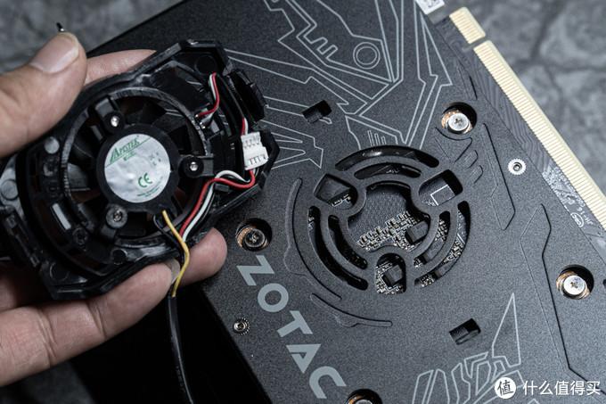 散热风扇下留有散热孔,是可以有效给PCB散热的