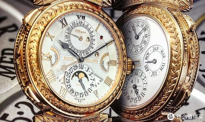 为什么百达翡丽、江诗丹顿等品牌的腕表那么贵?