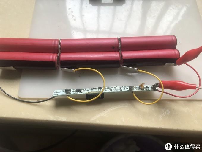 老笔记本DIY换18650电芯