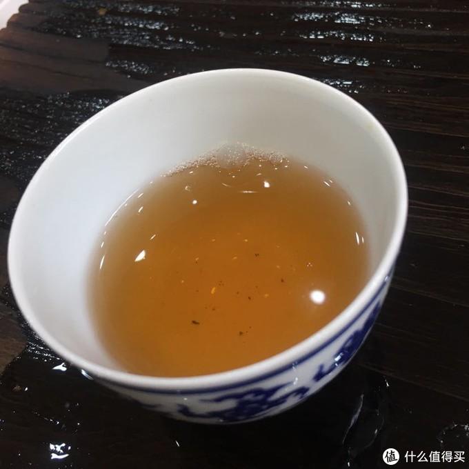 喝一喝下关06年/12月甲级沱茶