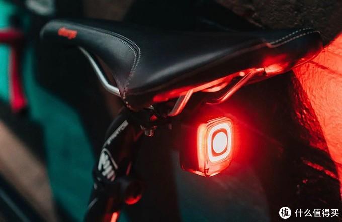 夜骑必备——迈极炫SEEMEE200尾灯开箱测评。
