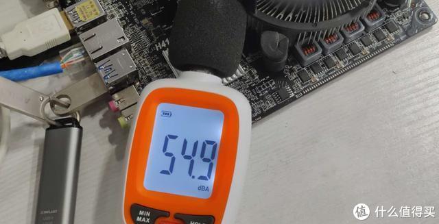 10代酷睿DC供电能否跑满?H410TM ITX装机作业