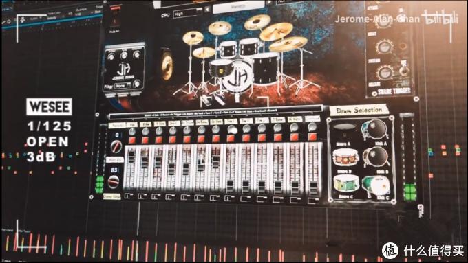 国产鼓音源Jerome Audio JAC DRUMS V1.1幕后 MZD Studios团队制作