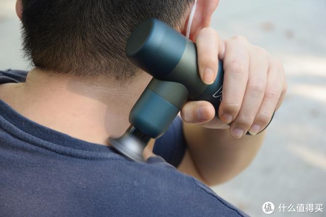 新手入门好物,KICA K2筋膜枪,唤醒深层肌肉,缓解身体疲劳困扰