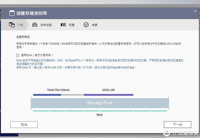 家庭娱乐影音中心,支持4K60帧解码,威联通451D新人上手配置简介