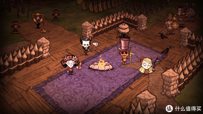《Don't Starve Together》:一场饥荒中的生存游戏!