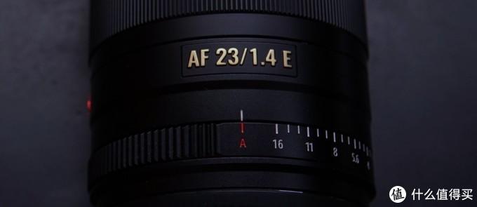 唯卓仕e口23mm f1.4实拍体验