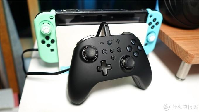 Switch Pro XBOX手柄的完美替代品——谷粒金刚PRO手柄