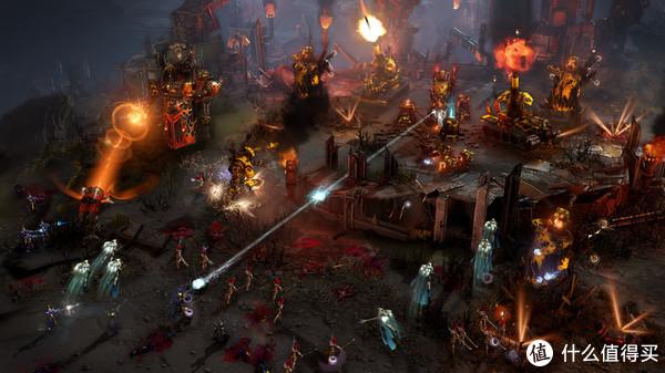 《战锤40K:战争黎明3》:新颖的MOBA玩法,印象深刻的人物刻画和故事叙述