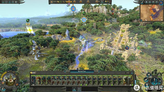 Steam限时特惠:3.4折购《全面战争:战锤2》 心目中最好的全战!