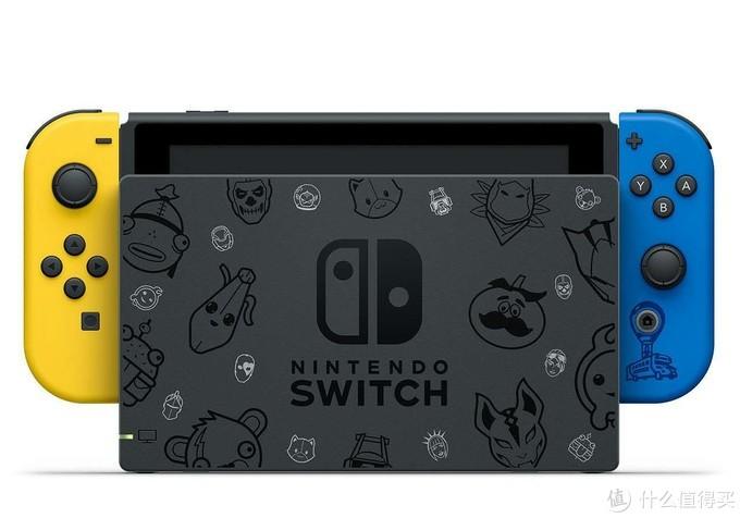 配色绝了!《堡垒之夜》特别版Nintendo Switch于10月31日开启预定