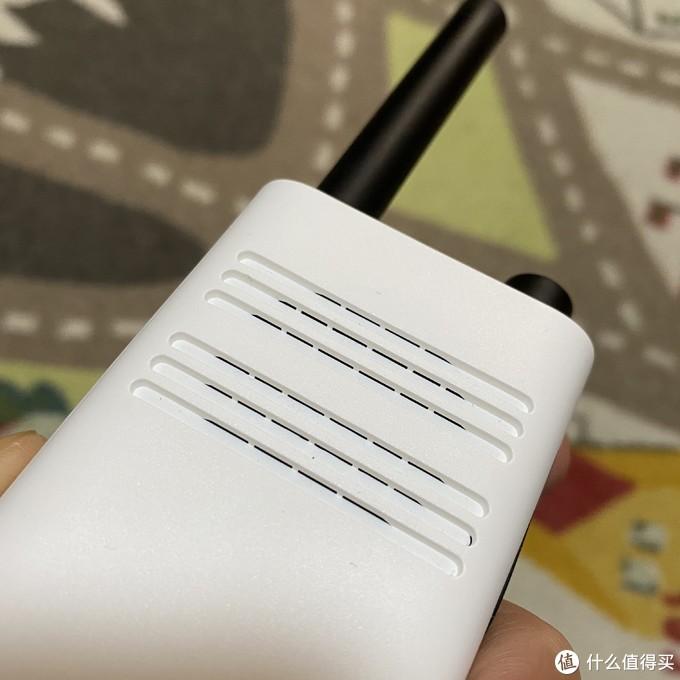 操作方便但接收距离很有限的小米对讲机Lite