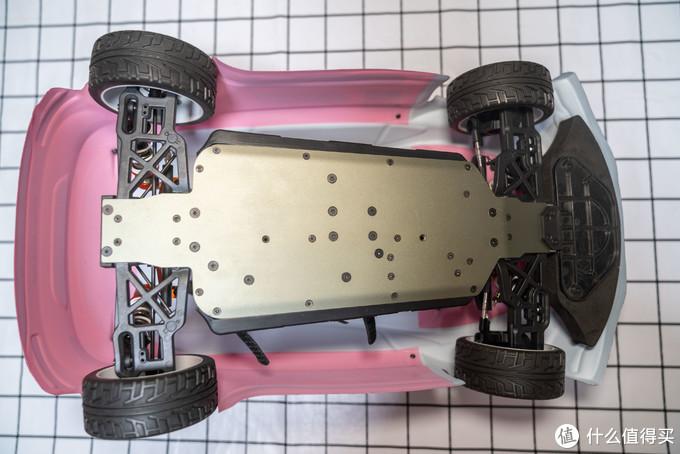 ZD 致顶 1/8 福特嘉年华 RC-8拉力RC遥控车