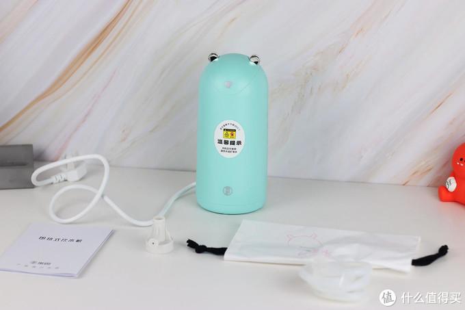 米因即热式饮水机体验:3秒出开水,便携又省心