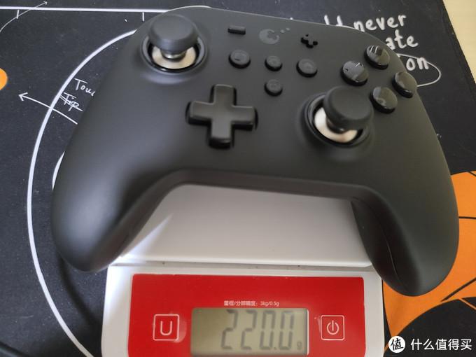 超越Nintendo Switch Pro?谷粒金刚Pro游戏手柄体验