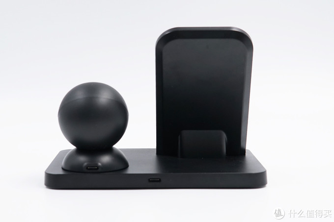 磁吸小圆球收纳盒:美仕奇三合一无线充深度体验,还你整洁桌面
