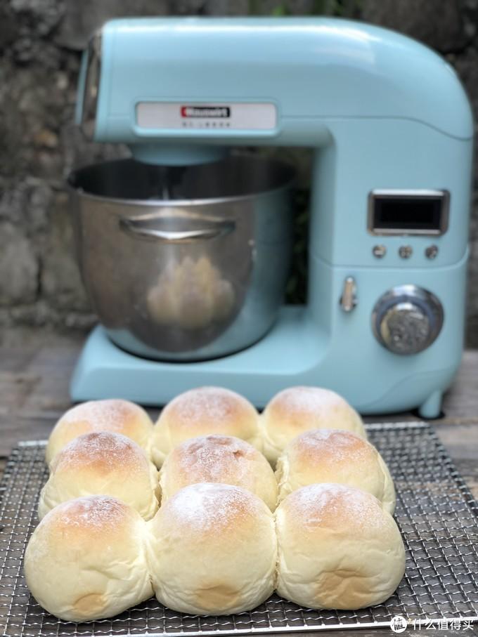 颜值和实力双双在线的海氏780厨师机
