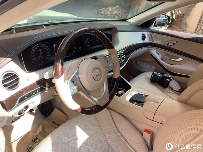 20款迈巴赫S450广东广州捷越小桢升级头等舱行政座椅