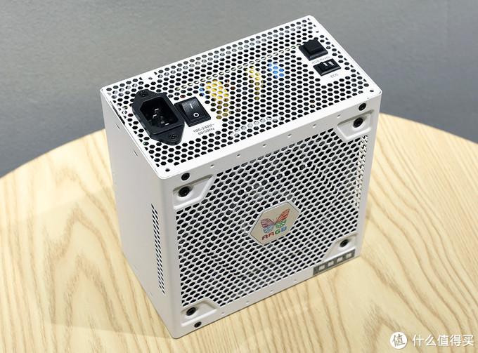 振华LEADEX ARGB 850W 电源 外观①