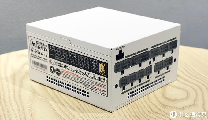 振华LEADEX ARGB 850W 电源 外观④