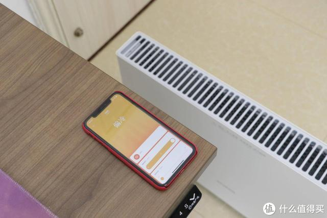 智米电暖器智能版体验:大功率快速暖房+多种智能操控:体验真香