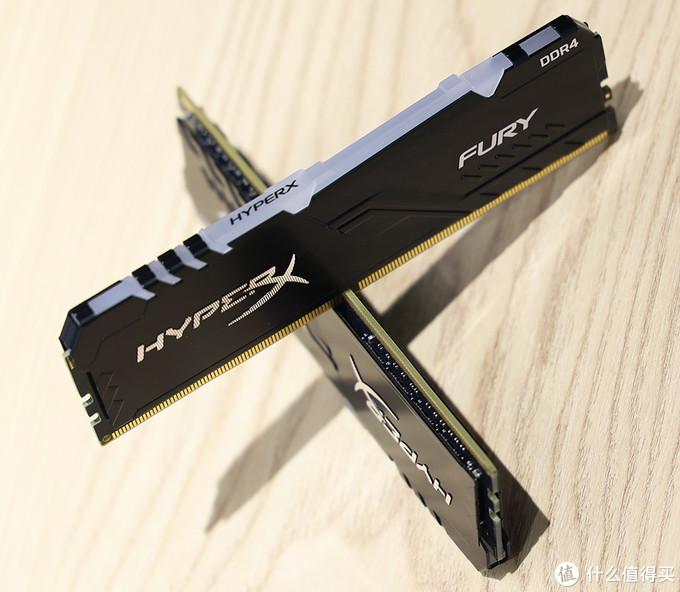 金士顿 HyperX Fury DDR4内存 外观①