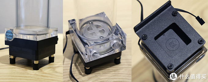 EK-XRES 140 SPC PWM Classic RGB 细节