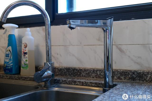 健康喝水,冷热随心,佳尼特净热一体即饮净水器FA1