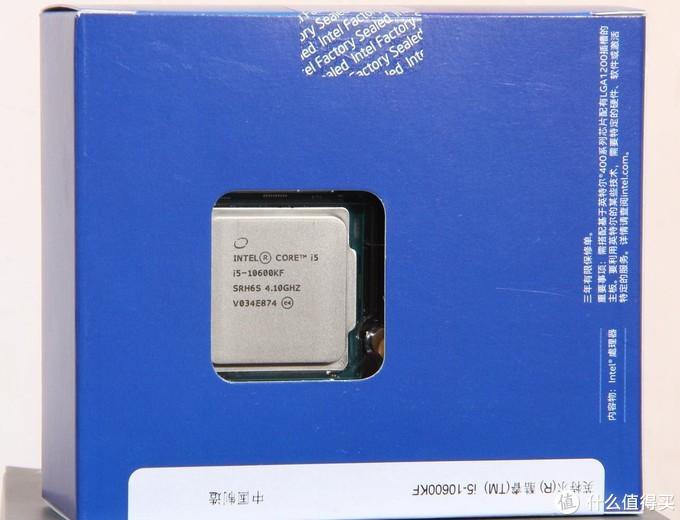 10400F的身价配10600KF,5500元主流游戏主机配置推荐