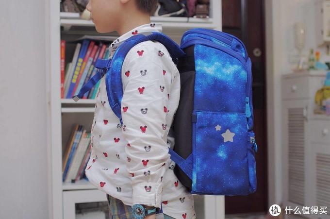 环肥燕瘦,给儿子选个书包真不容易啊:我对儿童护脊书包的选择